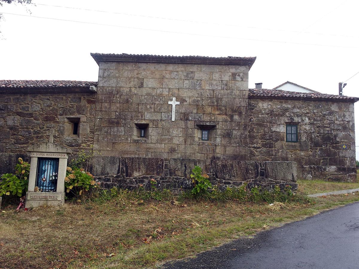 L`ESPAGNE – MOEURS ET PAYSAGES - avec les traditions catholiques de ce pays Padron-santiago-14